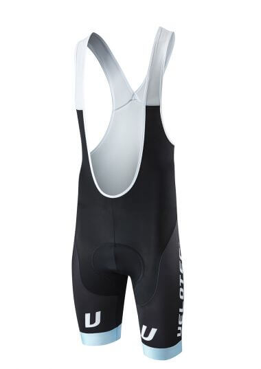Cycling Bib shorts with compression effect