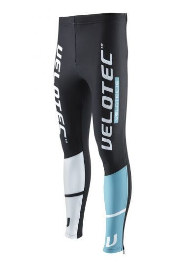 full Zip leggings - Custom Track Clothing