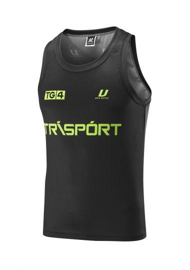 Running Vest - Custom TRI & RUN clothing