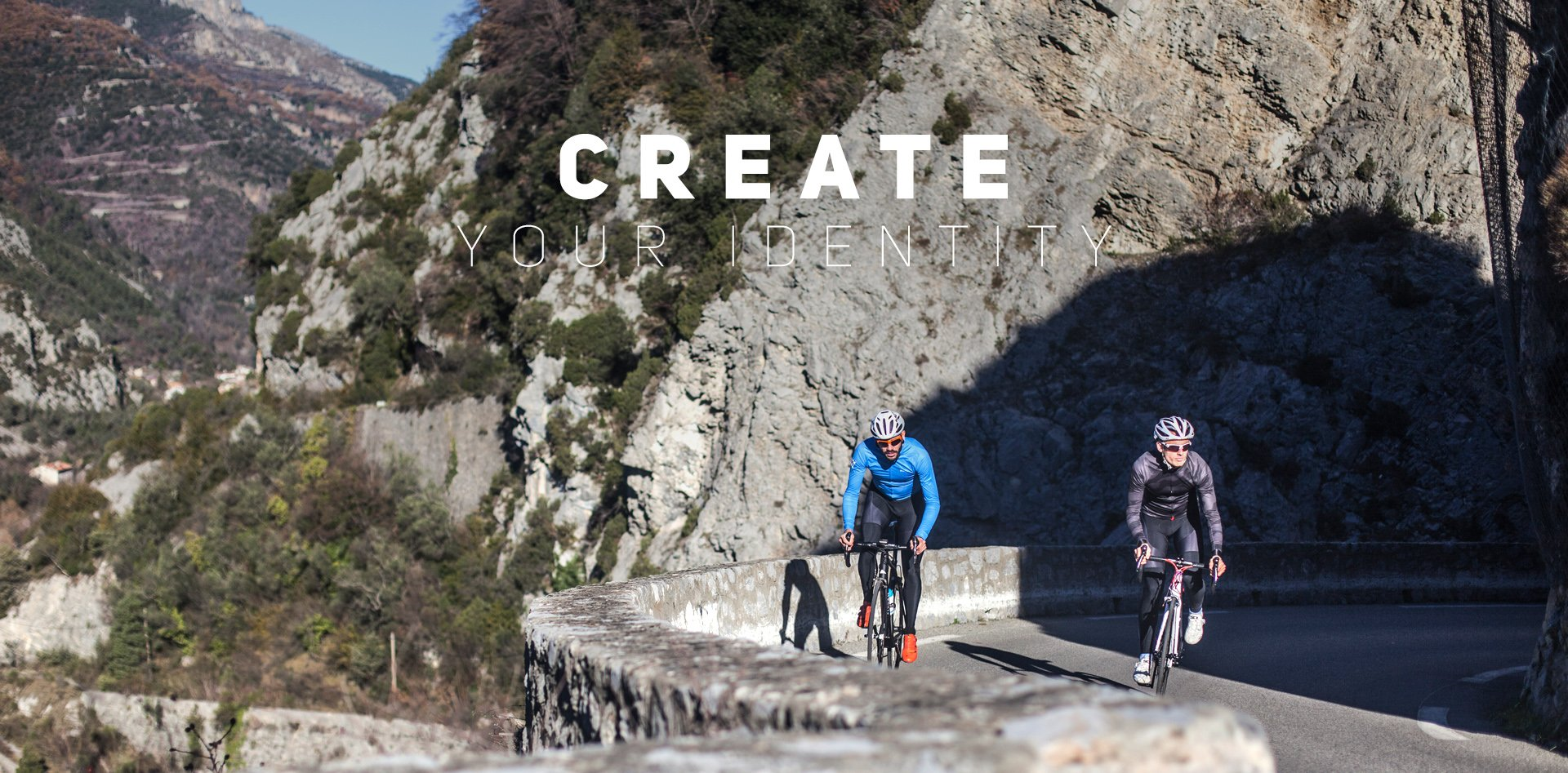Create Your Identity with Velotec Cycling Clothing