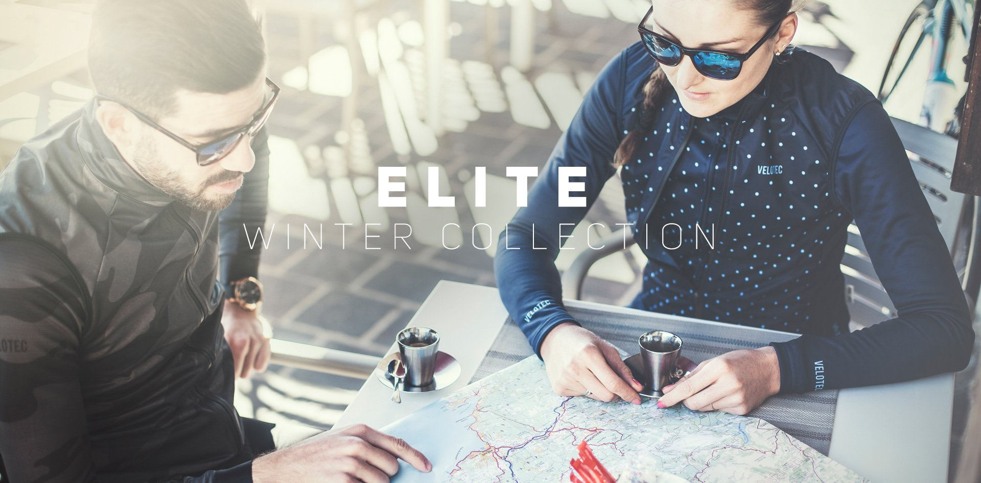 Elite Race Collection by Velotec